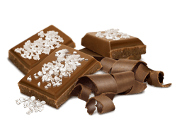 all natural salted chocolate